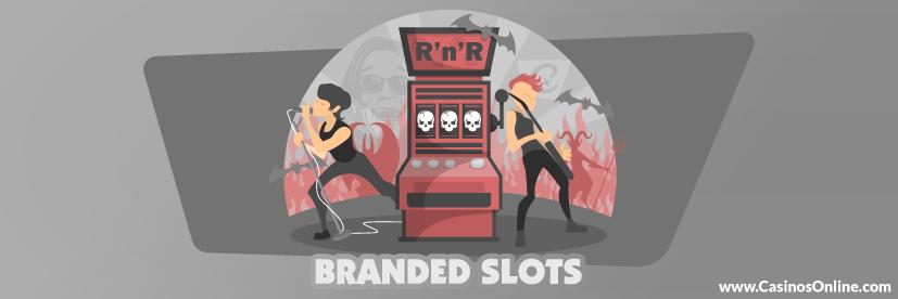 Top 7 Branded Slot Games Online