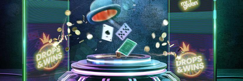 €3 Million Live Casino Drops & Wins with Mr Green