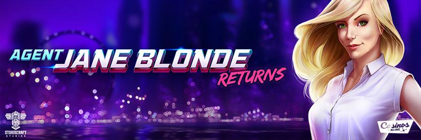Stormcraft Studios Interview Agent Blonde