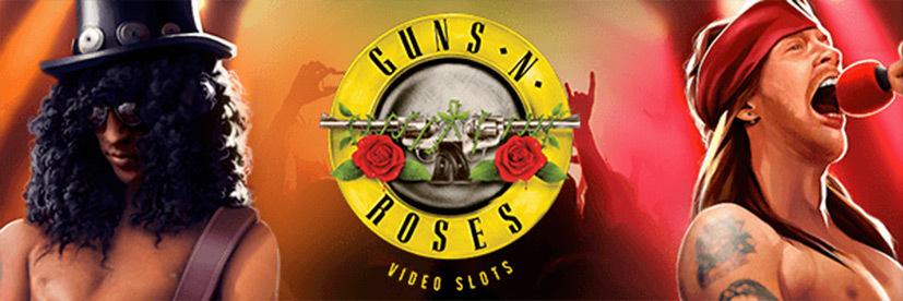 Guns N Roses branded slot