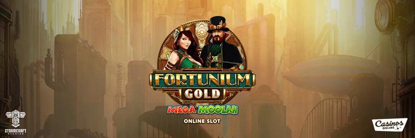 Fortunium Gold slot interview
