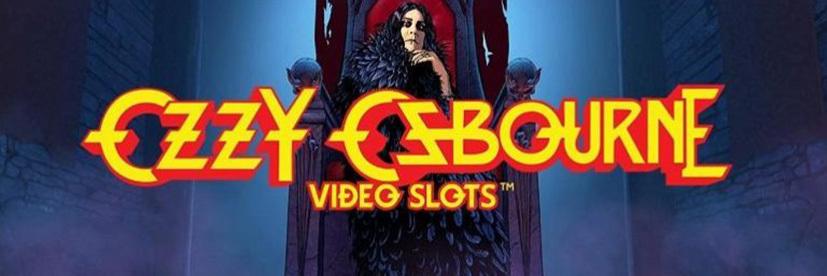 Ozzy Osbourne branded slots