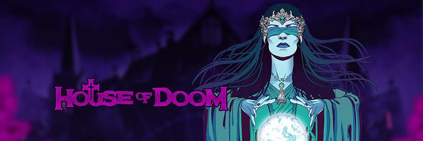 House of Doom branded game