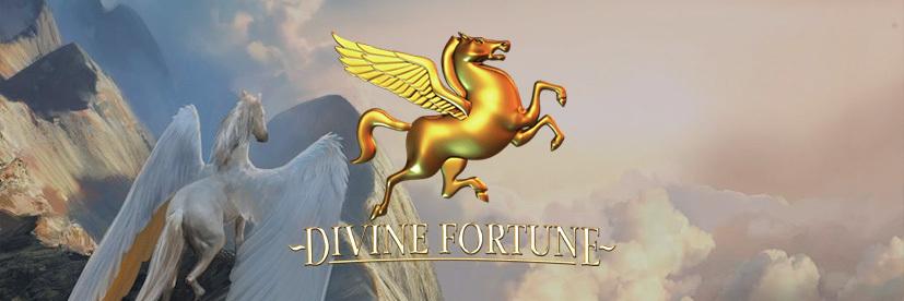Divine Fortune Greek slot