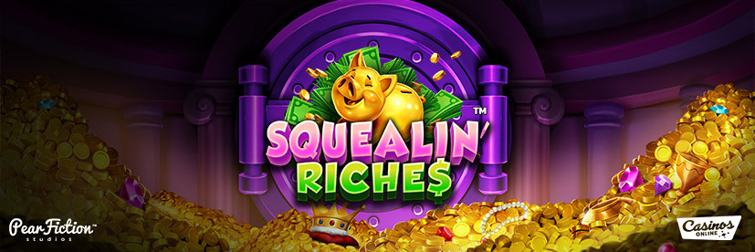 Squealin' Riches PearFiction interview