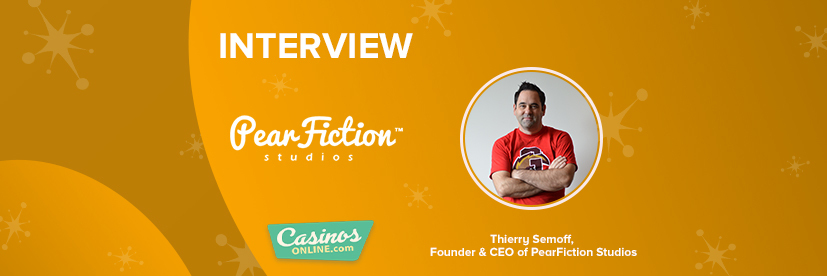PearFiction CEO Thierry Semoff Explains How to Win Squealin' Riches Slot Jackpot